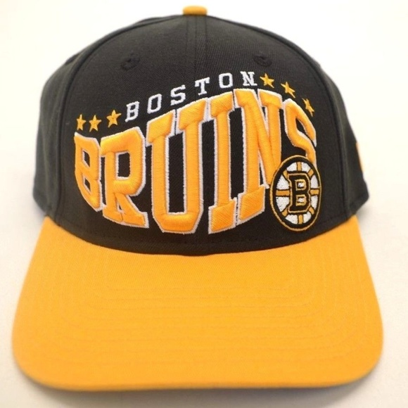 f26c8e968 Men´s New Era Boston Bruins 39Thirty Cap Sz M L